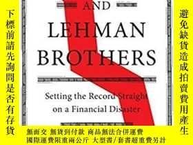 二手書博民逛書店The罕見Fed And Lehman BrothersY307751 Laurence M. Ball Ca