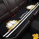 台灣現貨 當天寄出 加菲貓 正版 座墊 車用 後座坐墊 免綑綁