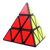 圣手金字塔三角形魔方比賽專用專業三階異形魔方初學者順滑送教程 生日禮物