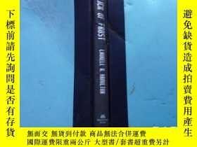 二手書博民逛書店英文原版:A罕見LICK OF FROST(一次舔霜)Y7688