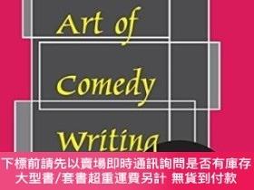 二手書博民逛書店The罕見Art Of Comedy WritingY255174 Arthur Asa Berger Rou