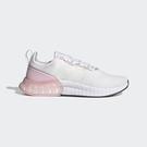 Adidas Kaptir Super [FZ2786] 女鞋 慢跑鞋 運動 休閒 訓練 健身 彈力 愛迪達 白 粉紅