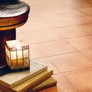 日本地板革 耐摩捲材 赤土磚紋  客廳 ...