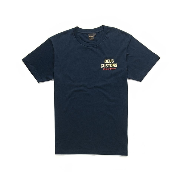 DEUS|男 Bush Mechanics Tee T恤