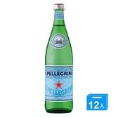 S.Pellegrino義大利聖沛黎洛氣泡礦泉水750         ml*12入/箱【愛買】