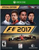 X1 F1 2017 一級方程式賽車 2017(美版代購)