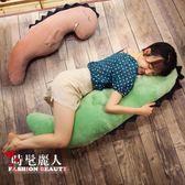 公仔可愛毛絨玩具女生大號抱著陪你睡覺抱枕長條枕女孩萌 全店88折特惠