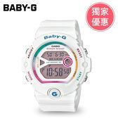 CASIO卡西歐 BABY-G 運動錶 BG-6903-7CDR