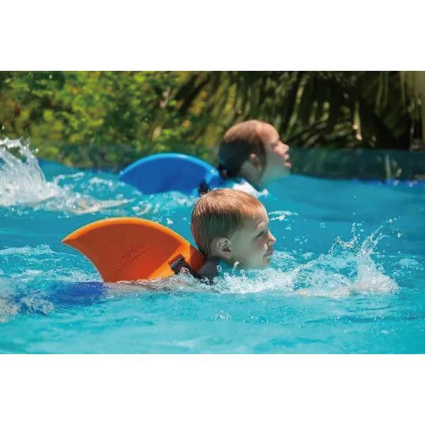英國 SWIMFIN 小鯊泳鰭浮板/游泳輔具 藍色/紅色/粉色/綠色/紫色/灰色/黑色 (七款可選)