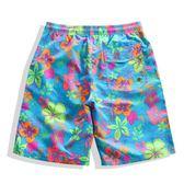 海邊度假泳褲男士五分褲溫泉套裝