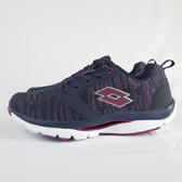 【iSport愛運動】LOTTO EASY WALK 慢跑鞋 健走鞋 全新正品 LT9AWX0676 女 紫紅