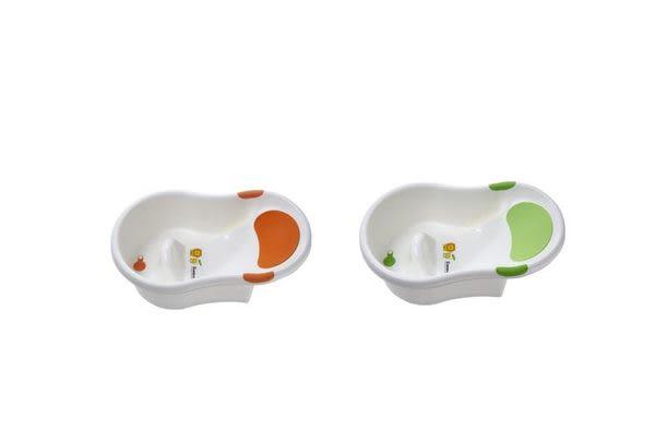 **小饅頭**小獅王 不滑落浴盆 (橘 / 綠)(S9836)