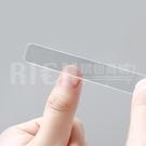 美甲黑科技 納米玻璃指甲銼條 打磨拋光砂條 搓條修甲形美甲工具