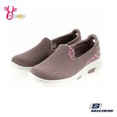 Skechers 成人女款 GOWALK 5 2019最新健走鞋 曾之喬代言 運動鞋 T8232#藕粉◆OSOME奧森鞋業