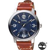 Timberland  型男 錶(TBL.15017JS/03) 藍/46mm