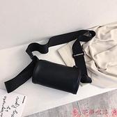 圓筒包ins紅人滾筒包潮新款2021時尚個性圓筒包圓柱形創意側背斜背女包 芊墨 上新