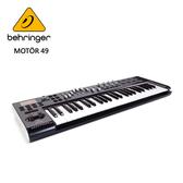 BEHRINGER MOTÖR49 USB / MIDI主控鍵盤 (49鍵)