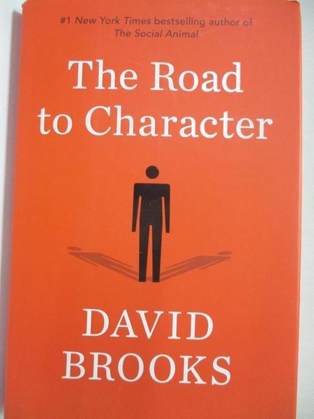 【書寶二手書T1/原文書_KE3】The Road to Character_Brooks, David