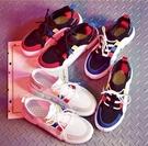 運動鞋 運動鞋女2020夏季新款追元素老爹鞋百搭網面透氣跑步鞋子ins潮鞋