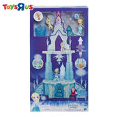 玩具反斗城   【迪士尼】冰雪奇綠冰雪城堡遊戲組
