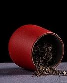 茶葉罐 簡約陶瓷茶葉罐密封中小號存茶罐儲物罐茶葉包裝logo定制禮品空盒【快速出貨八折下殺】
