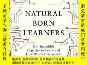 二手書博民逛書店Natural罕見Born LearnersY256260 Alex Beard W&n 出版201