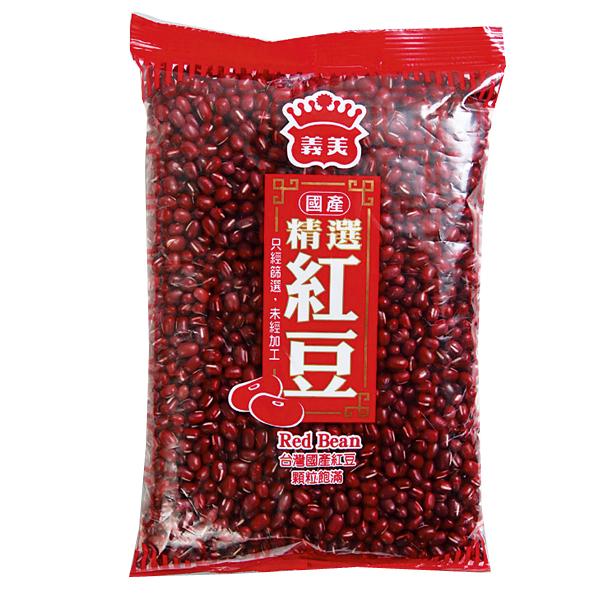 義美精選紅豆500g