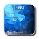 體重計 滬眾充電電子稱體重秤家用健康人體秤精準成人女生減肥稱重測體重