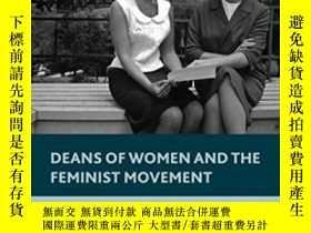 二手書博民逛書店Deans罕見Of Women And The Feminist