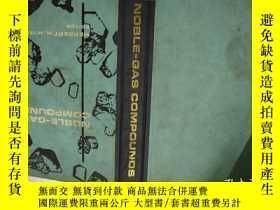 二手書博民逛書店NOBLE-GAS罕見COMPOUNS惰性氣體化合物Y14097