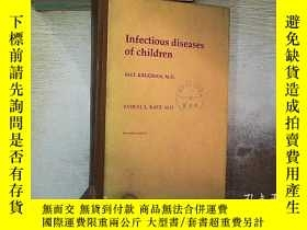 二手書博民逛書店INFECTIOUS罕見DISEASES OF CHILDREN