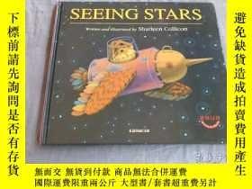 二手書博民逛書店seeing罕見stars 精裝本Y8204