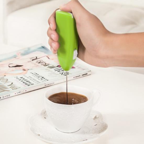 打奶泡 打蛋器 攪拌器 打奶油 電動 奶泡機  DIY 烘焙 電動手持奶泡器  生活家精品【P601】