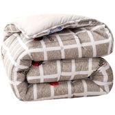 被子冬被芯加厚保暖太空學生宿舍冬天單人雙人春秋冬季空調棉被褥 萬客居