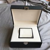 手錶盒 皮質男女手錶盒 高檔飾品收納盒子單個 手錶送禮盒子