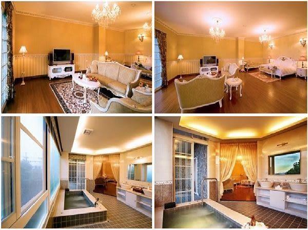 清境佛羅倫斯 頂級 歐洲庭園VIP SPA(33坪)雙人套房(含早餐+晚餐)