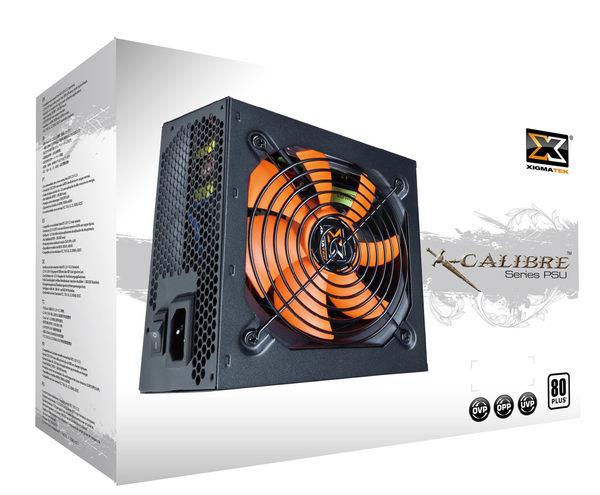 Xigmatek XCP-A 600W/80+白牌 電源供應器