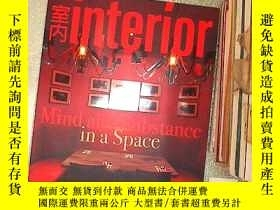 二手書博民逛書店室內罕見interior 2013 8Y203004