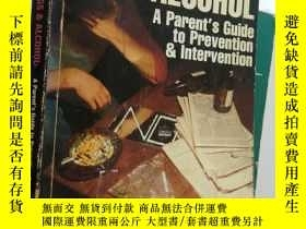 二手書博民逛書店Kids罕見Drugs & Alcohol:A Parent s