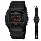 CASIO 卡西歐 G-SHOCK系列 DW-5600MS-1 手錶