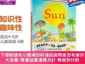 二手書博民逛書店罕見原版 進階閱讀:天氣 Weather Ready-to-read Value PackY454646 Ma