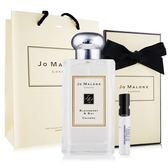 Jo Malone 黑莓子與月桂葉香水(100ml)送隨機針管香水及品牌提袋