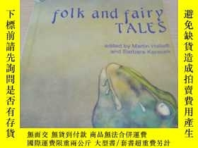 二手書博民逛書店《folk罕見and fairy TALES》Y10345 fo