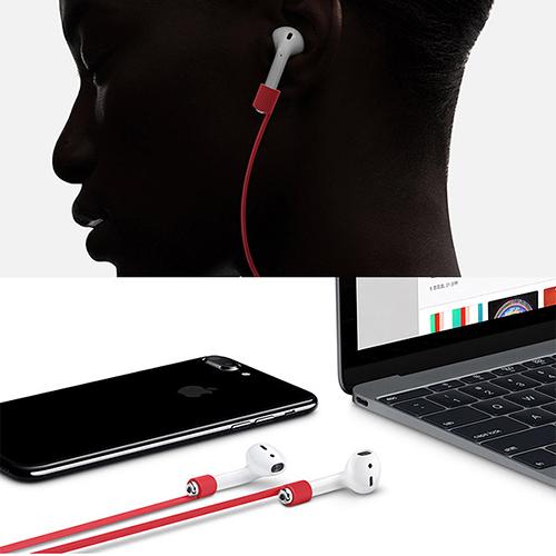 Kimo AirPods Apple藍牙耳機運動防丟掛繩/防丟線