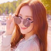 STEALER 太陽眼鏡 HORIZON C14 (銅-琥珀綠) 前衛時尚圓框款 # 金橘眼鏡