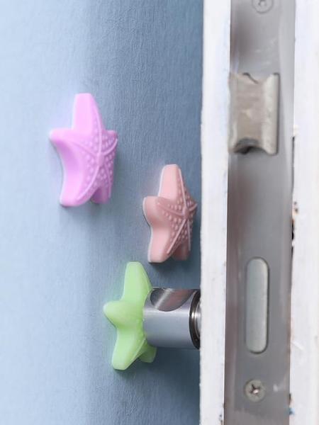 門把手防撞墊門后保護墊
