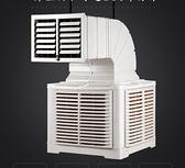 冷風機 1.5kw移動大水箱工業冷風機養殖場車間冷風機降溫水空調【新品狂歡】