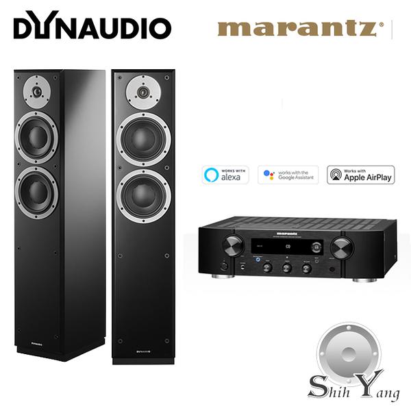 Dynaudio 丹麥 Emit M30 落地喇叭 + Marantz PM7000N【公司貨保固+免運】