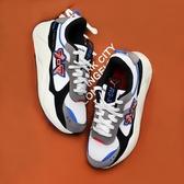 【折後$3580再送贈品】PUMA RS X Japanorama 男女鞋 運動鞋 老爹鞋 休閒鞋 灰白 紅藍 舒適 內增高 37429401