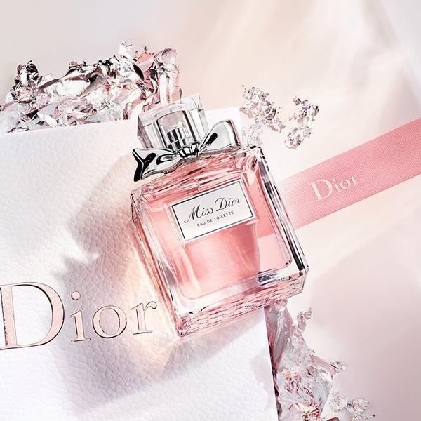Dior迪奧 Miss Dior 女性淡香水 50ml 娜塔莉波曼代言 經典女香 原裝正品 【SP嚴選家】